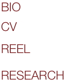khadijah white bio cv reel research